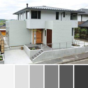 Combinaciones de colores para exteriores de casas-1