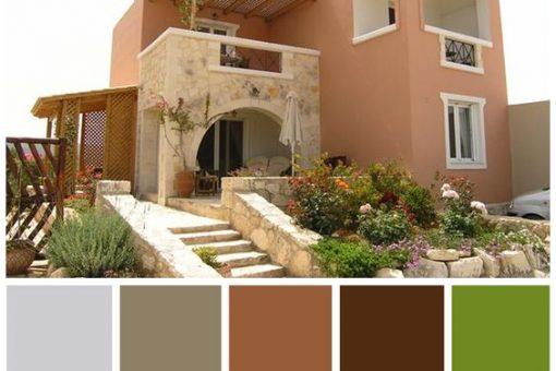 Decoracion de interiores fachadas de casas tips como for Combinaciones de colores para exteriores de casas