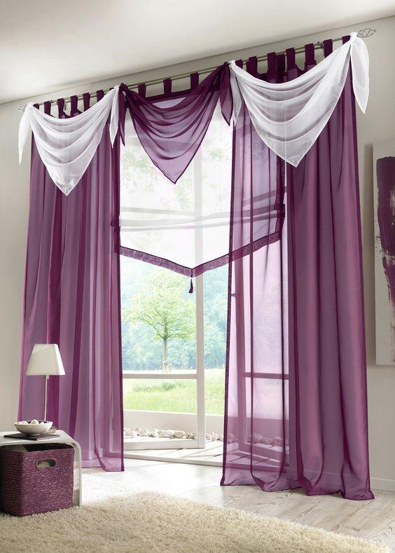 Cortinas modernas dise os de cortinas para la casa 2018 for Modelos de cortinas modernas