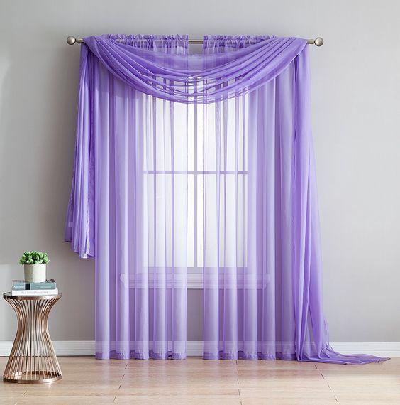 Cortinas modernas dise os de cortinas para la casa 2018 Decoracion de interiores 2018 salas