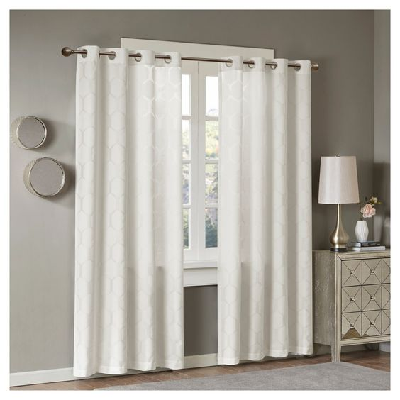 Cortinas modernas para dormitorios - Modelos de cortinas para habitaciones ...