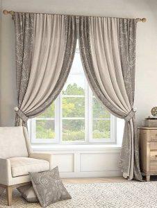 Cortinas modernas para ventanales1