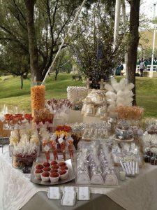 Cuanto cuesta una mesa de dulces para 200 personas