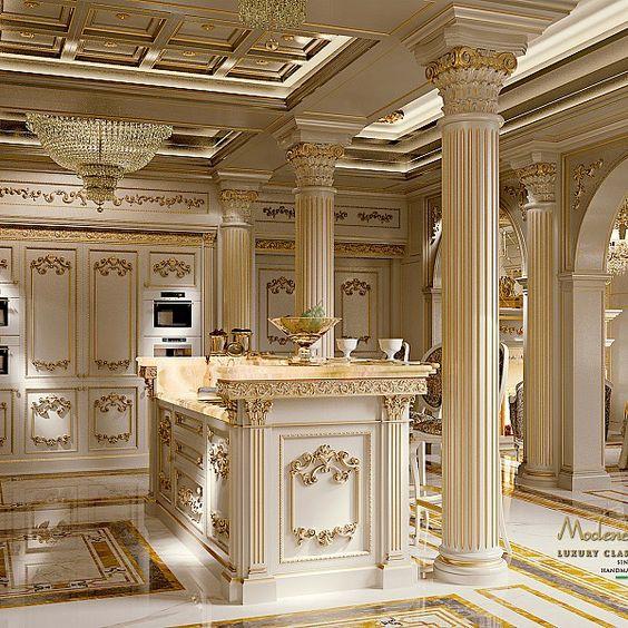 Decoraci n de interiores estilo cl sico4 decoracion de for Cuantos estilos de decoracion de interiores existen