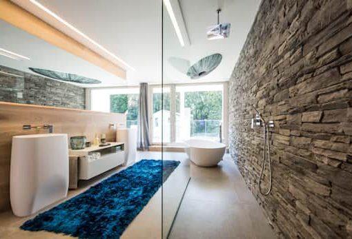 Diseños para baños pequeños Recubrimientos