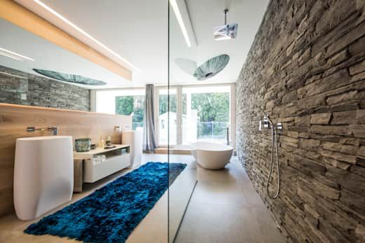Disenos De Walk In Shower Tendencias En Decoracion De Interiores