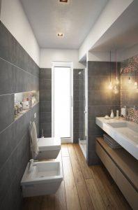 Diseños para baños pequeños Recubrimientos2