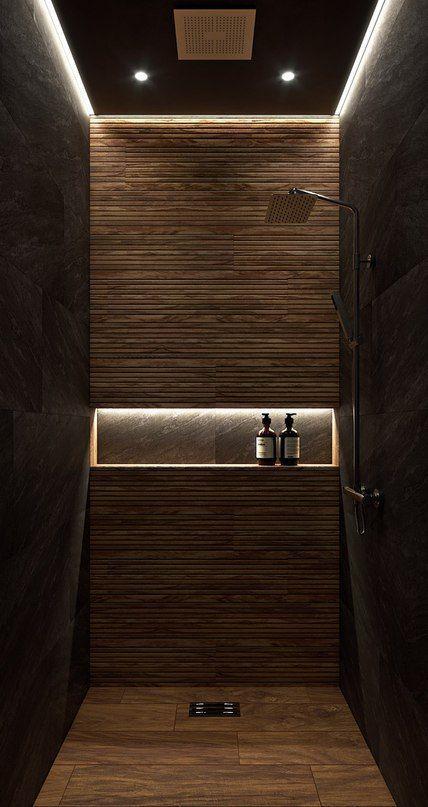Coatings for walk-in shower designs