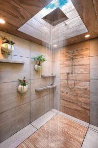 Diseños para baños pequeños Recubrimientos7