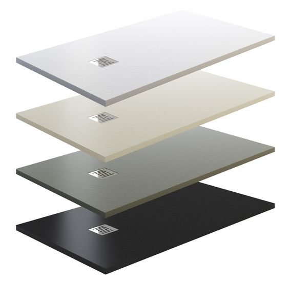 Styles of shower trays