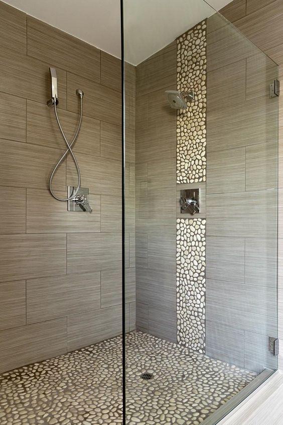 Estilos deplatos de ducha