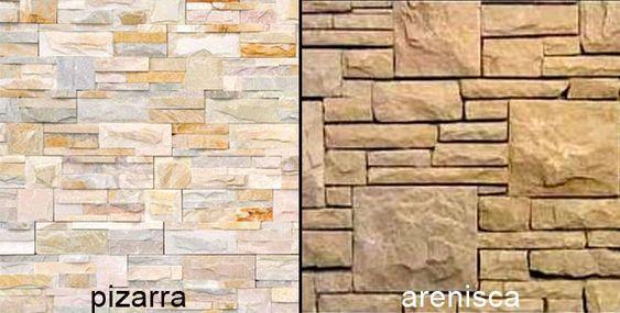 Revestimientos de fachadas tendencias para exteriores - Piedra para pared exterior ...