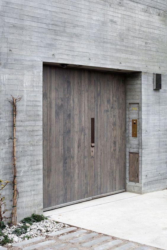 Revestimientos de fachadas tendencias para exteriores for Revestimiento fachadas exteriores