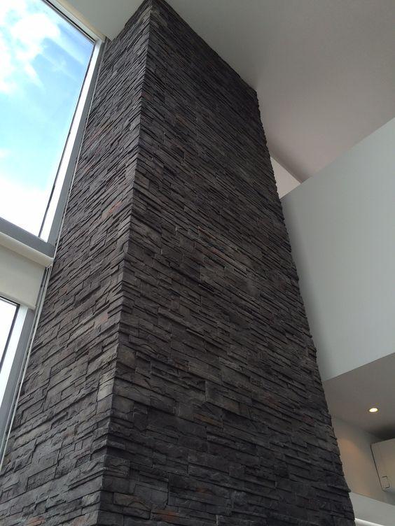 Revestimientos de fachadas tendencias para exteriores - Material para fachadas ...