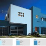 Tendencias encolores para exterior de casas9