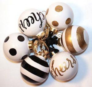 adornos navideños para el arbol