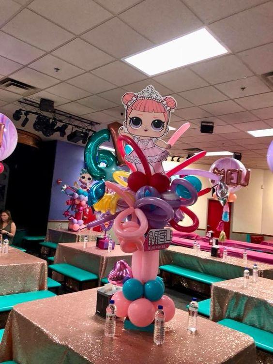 Fiesta De Cumpleanos Lol Surprise Lo Mejor En Eventos 2019