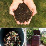 como hacer composta en casa