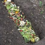 como hacer composta en jardin