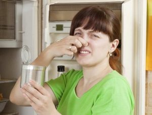 como limpiar un refrigerador muy sucio