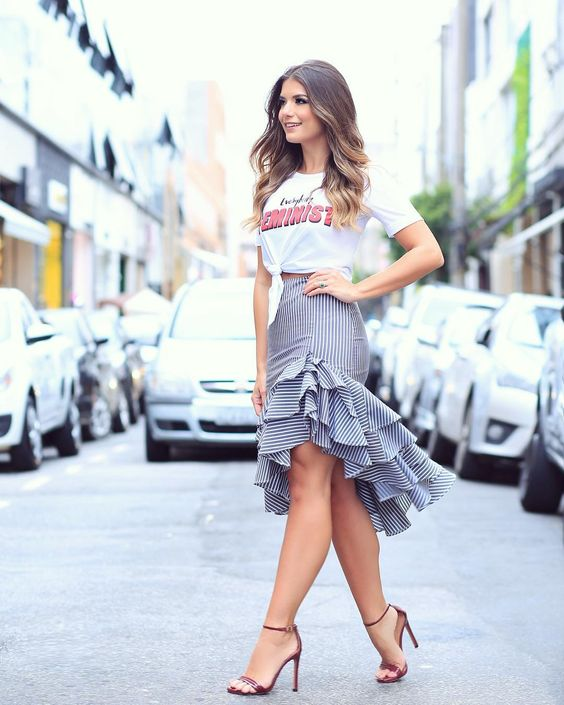 consejos de como vestir para vernos delgadas y altas
