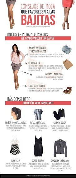 consejos de moda para favorecer a las bajitas