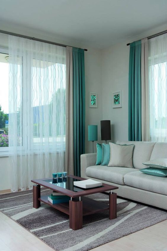 Cortinas modernas dise os de cortinas para la casa 2019 - Diseno cortinas modernas ...