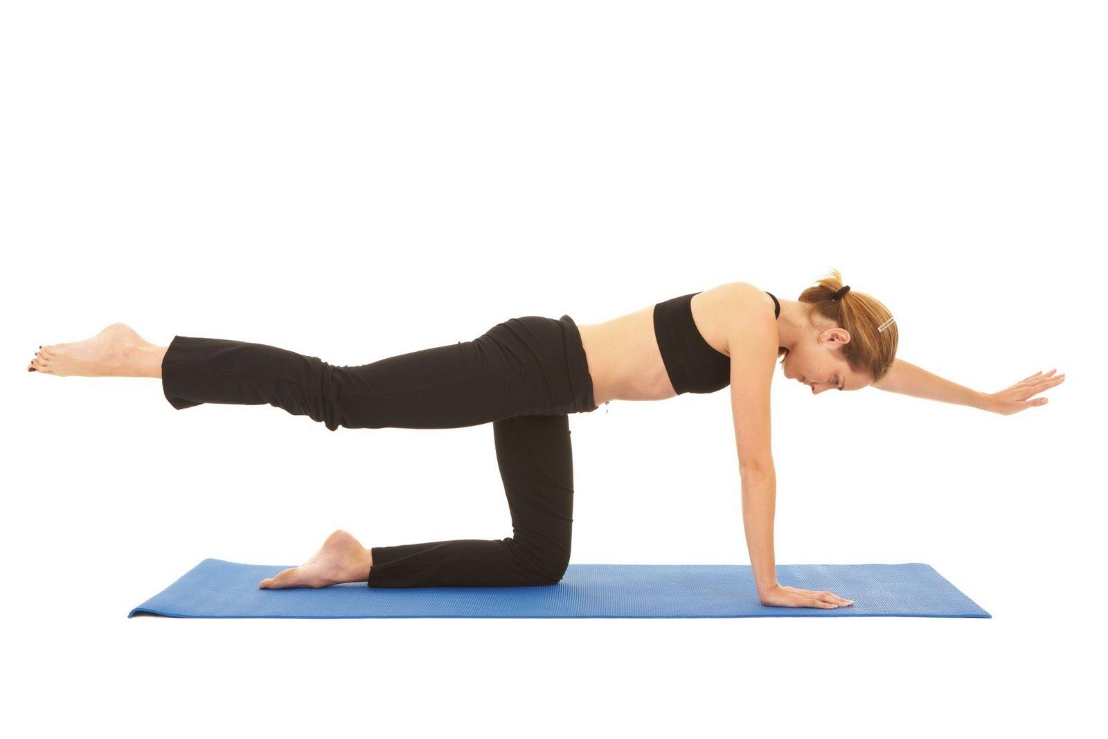 Videos ejercicios pilates para adelgazar