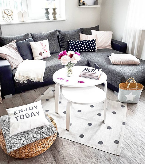 Decoración de salas de estar 2018