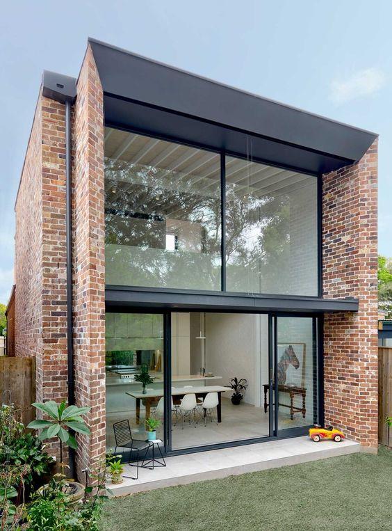 Fachadas modernas todo lo que tienes que saber para for Fachadas de casas clasicas modernas