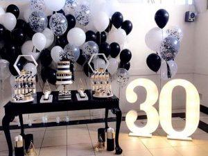 fiesta black y white