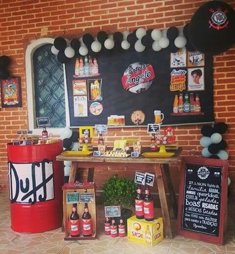 Ideas de fiestas para adultos decoracion de interiores - Ideas para fiestas en casa ...