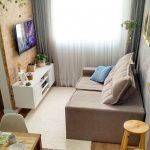 Ideas para salas de apartamentos pequeños