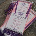 Imágenes de Invitaciones de princesita sofia personalizadas