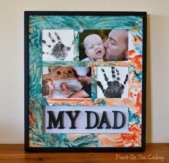 Imágenes de manualidades día del padre