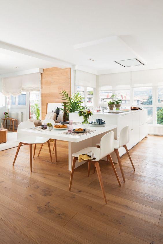 inspiracion para pisos de madera en interiores
