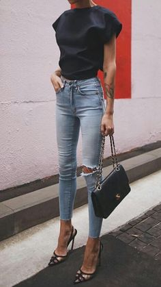jeans para verse mas delgada
