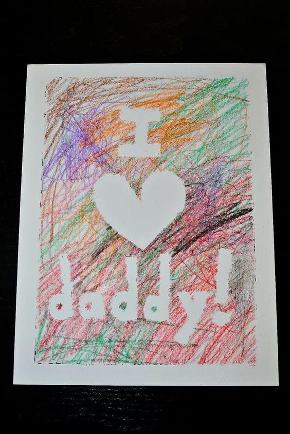 Manualidades para el día del padre fáciles