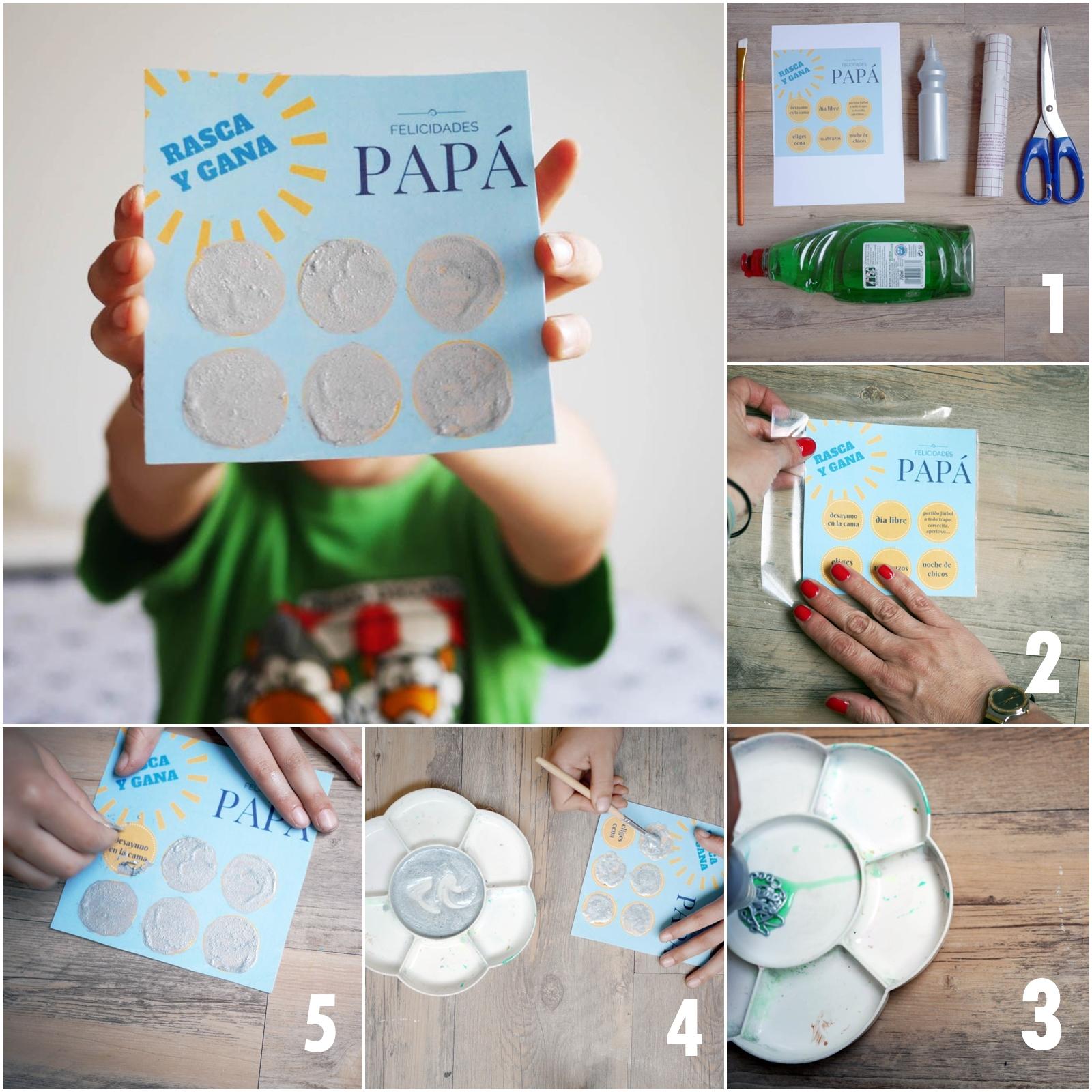 manualidades para el dia del padre paso a paso (2)
