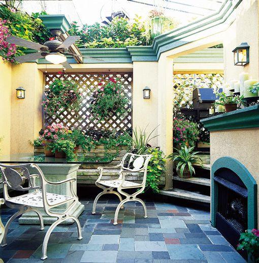Paisajismo para jardines jardines y paisajismo moderno for Paisajismo patios