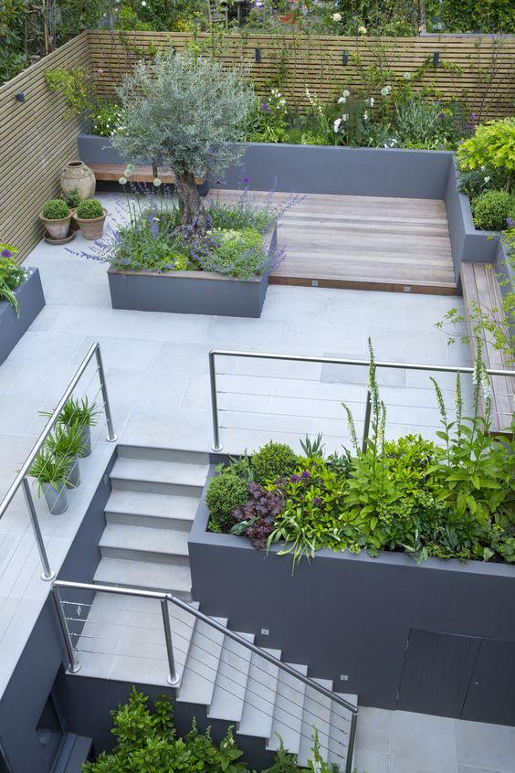 Paisajismo para jardines jardines y paisajismo moderno for Paisajismo jardines modernos