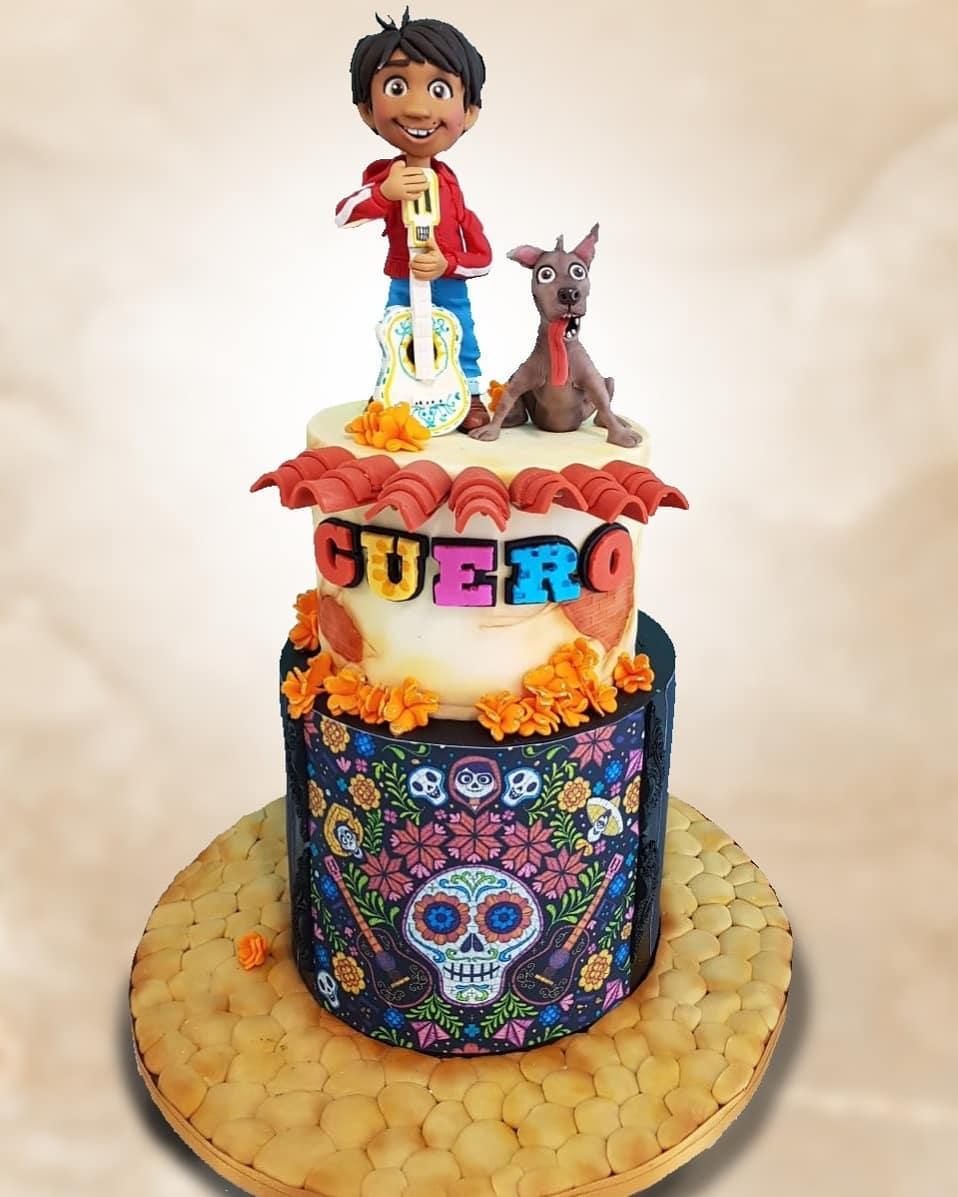 pasteles de coco pixar