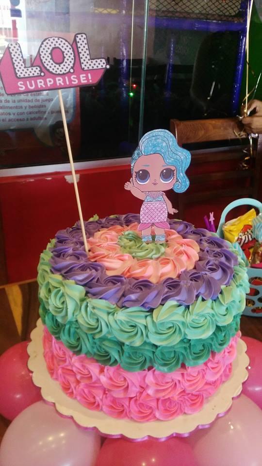 Lol Cake Ideas