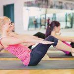 Pilates en casa para adelgazar