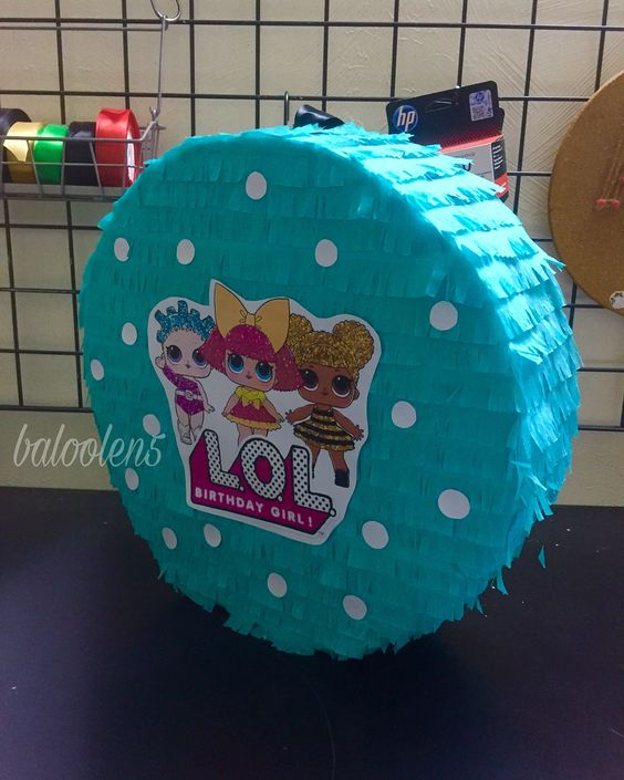 Piñatas de lol surprise