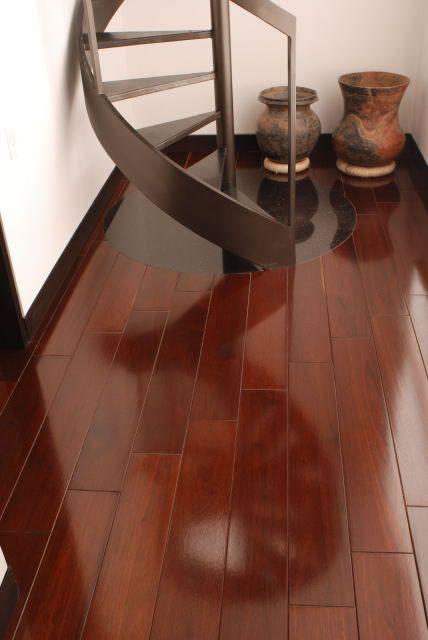 pisos de madera modernos