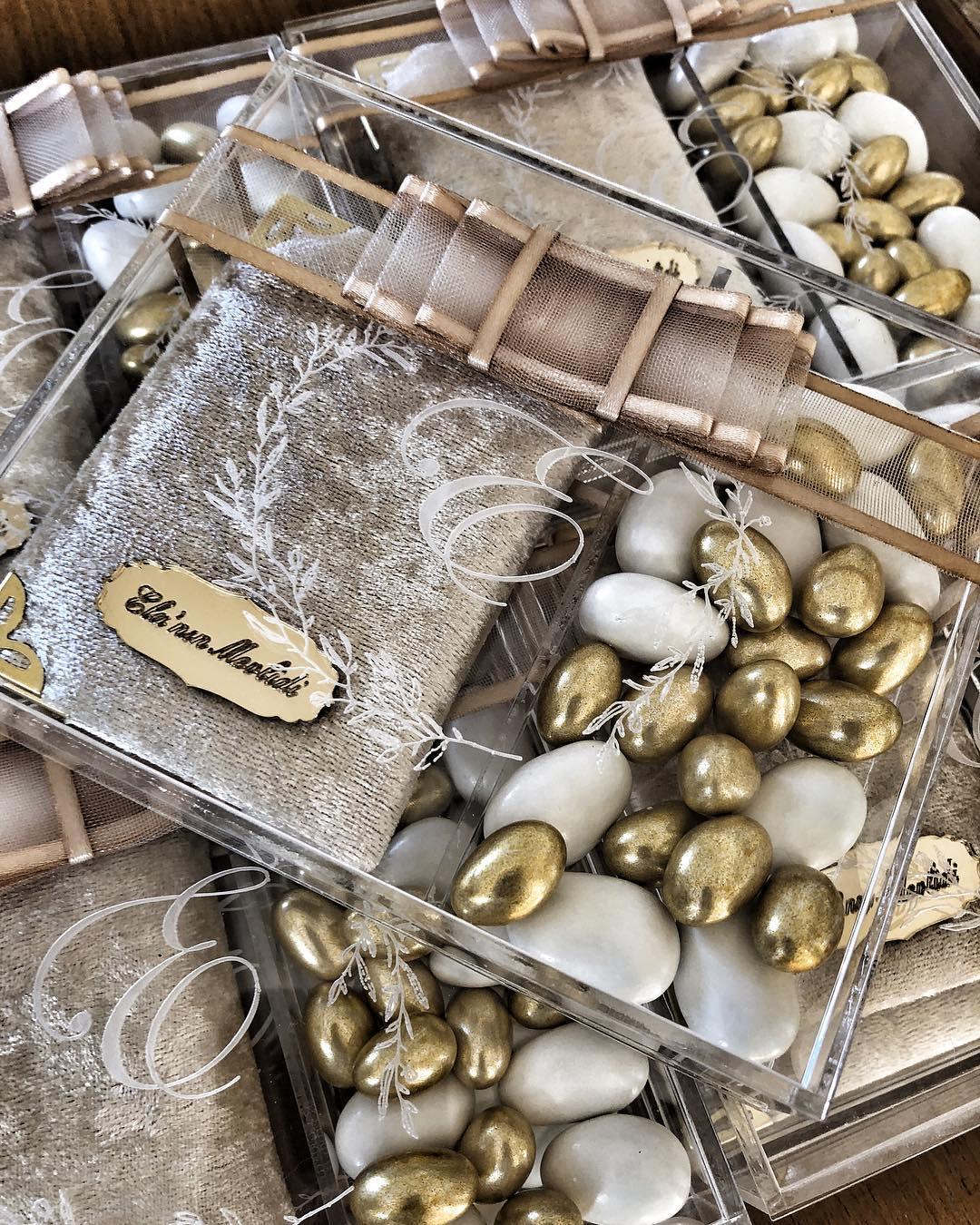 postres sencillos para una mesa de postres navideña