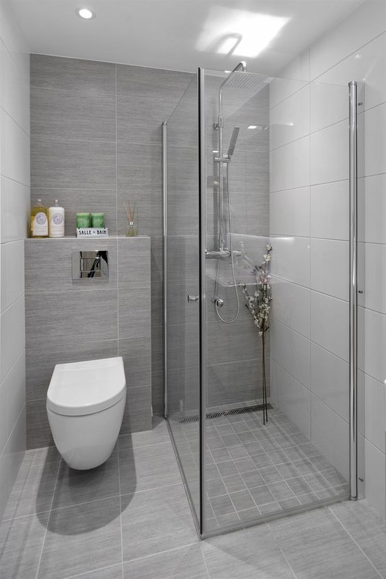 Diseños de walk-in shower