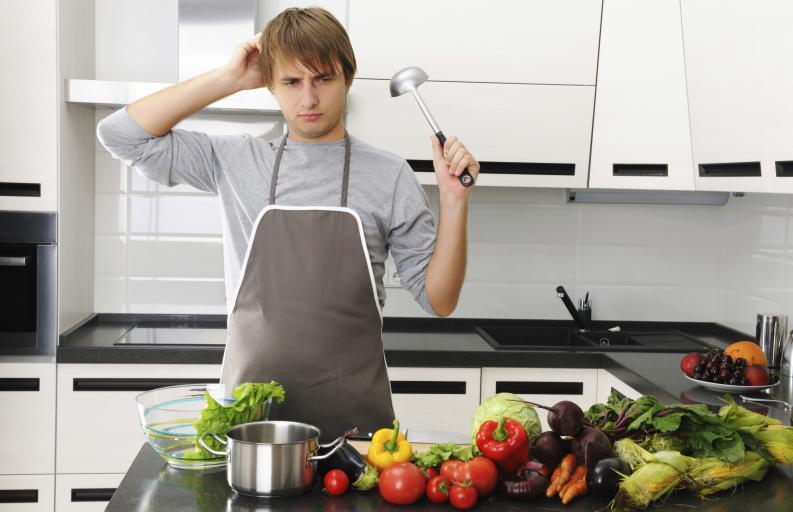 recetas simples para quienes viven solos