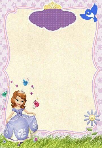 tarjetas de cumpleanos de princesa sofia gratis (1)
